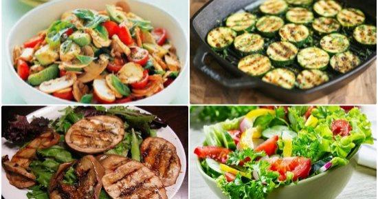 وجبة غداء صحية للرجيم في مواجهة السمنة