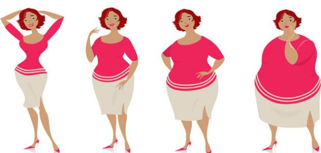 تخسيس صحي بدون رجيم قاسي للتخلص من الوزن الزائد