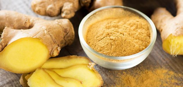 Ginger mask for radiant complexion